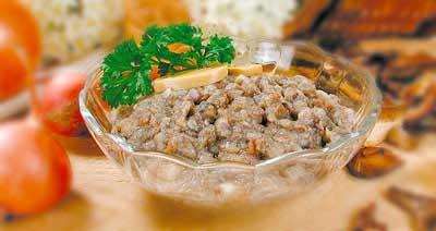 Салаты рецепт кедровая шишка 2