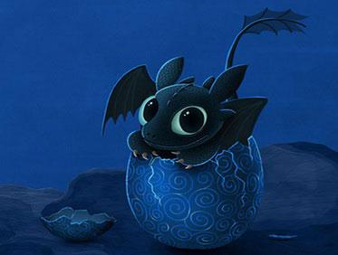 год черного водяного дракона
