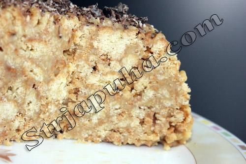 Торт «Муравейник» рецепт с фото