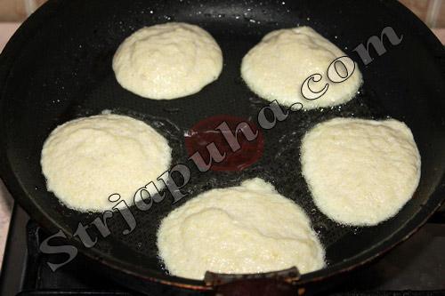 Драники картофельные по-белорусски, картофельные оладьи, деруны