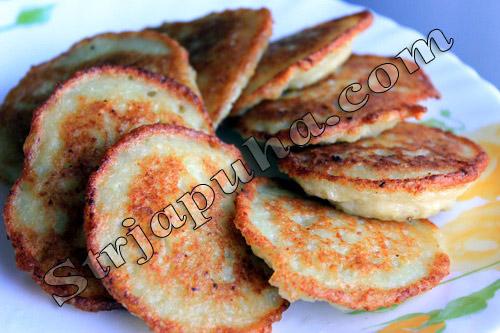 Драники картофельные (деруны)