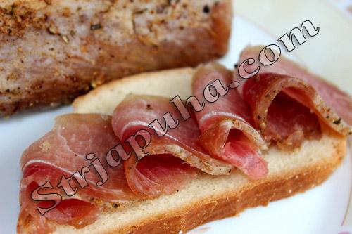 Сыровяленое мясо – полендвица