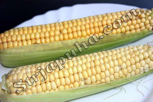 Как выбрать и варить кукурузу