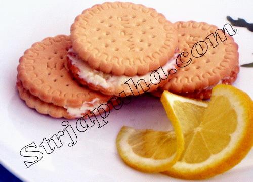 Лимонные медальки