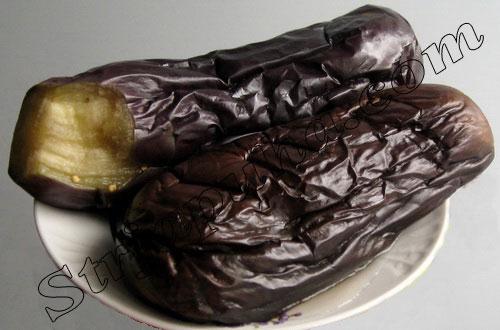 Маринованные баклажаны по-узбекски