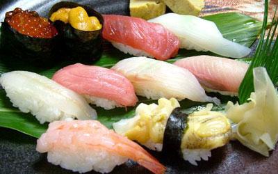 Нигири суши (Nigiri Sushi)