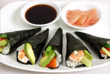 Темаки суши (temaki)
