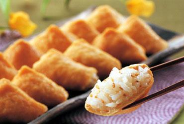 Инари суши (inari sushi)