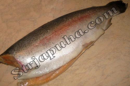 Вяленая форель. Балык из рыбы дома